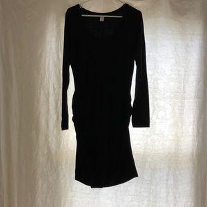 Old Navy Maternity Black dress